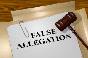 False allegation legal concept for when dealing with malicious prosecution with civil rights lawyer in columbus