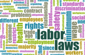 employee labor law rights with employment law attorney