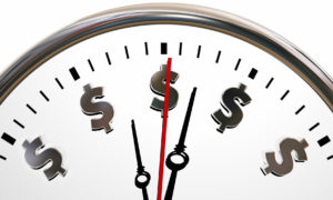 Time is money concept for when having a discrepancy regarding your hourly wage, file a claim with an experienced Wage and Hour Violation Attorney in Columbus.