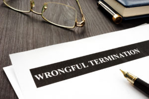 wrongful termination concept, when you have been discriminated against and fired, call on a knowledgeable wrongful termination lawyer in Columbus.